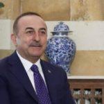 Mevlut Cavusoglu a susținut o conferință de presă în Liban