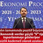 Son dakika… Bakan Albayrak Yeni Ekonomi Programı'nı açıkladı