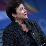 Șefa FMI, mesaj către liderii G20: Mențineți măsurile de sprijin pentru mediul de afaceri și angajați! Nu am depășit perioada de criză