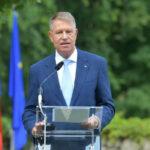 Klaus Iohannis: Să fim realiști. Pandemia nu s-a încheiat. România trebuie să fie pregătită pentru valul 4
