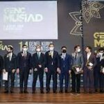 Yunus Furkan Akbal, Genç MÜSİAD Başkanlığına yeniden seçildi